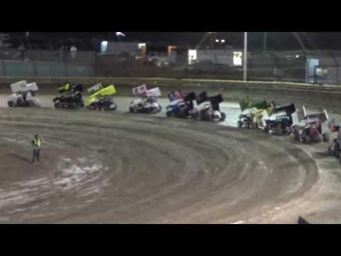 Lemoore Raceway (4) - Main Event 5.13.17