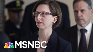 NEW: Transcript Of Laura Cooper Deposition Released | Deadline | MSNBC