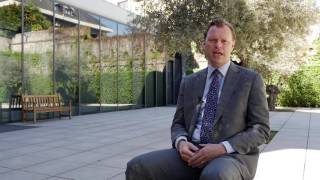 IE Campus Life Spotlight: Martin Boehm, Dean of IE Business School