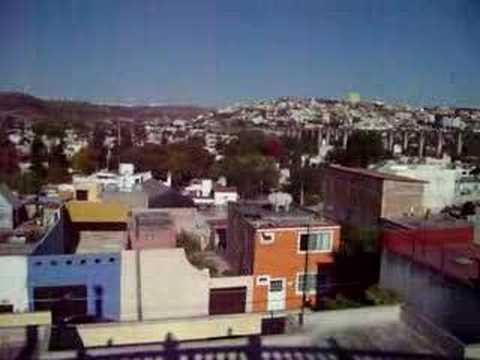 A view of Queretaro City