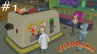 Futurama (Xbox) - Episode 1