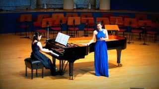 R.Strauss Zueignung - Tamara Banjesevic