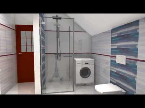 Projekt łazienki Opoczno Artistico