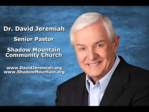 Interview with Dr. David Jeremiah, Pastor, Shadow Mountain Community Church - Segment 1