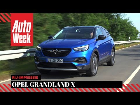 Opel Grandland X – AutoWeek Review