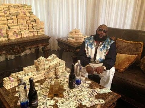Rick Ross Net Worth 2018 ,Houses and  Luxury Cars 600 M $$