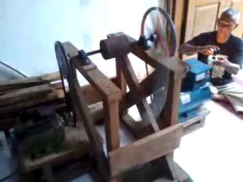 Gravity Power Engine Over Voltage 2550 rpm Tahap 1