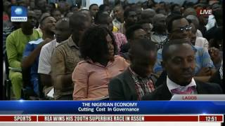 The Platform: Obi Expresses Worry On Nigeria's Level Of Borrowing, Slams Lack Of Cutting Cost Pt 4