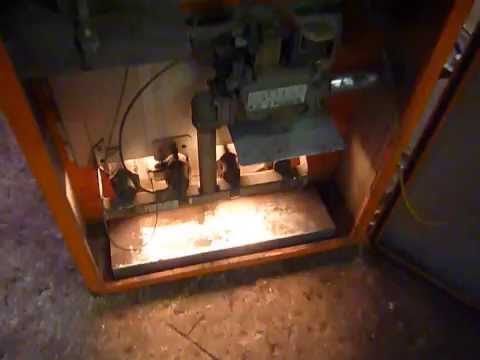 Robur 50Kw Gas Space Heater
