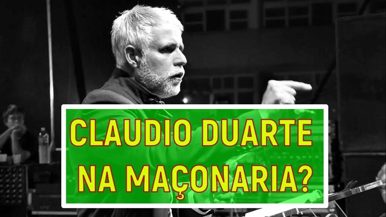 O PASTOR CLÁUDIO DUARTE É MAÇOM?, VEJA A VERDADE!