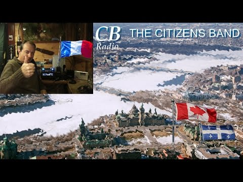 Cibi   The Citizen Band Quebec France S TS2000DX