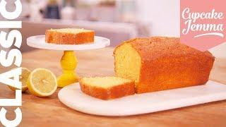 Lemon Drizzle Cake Bakealong   Cupcake Jemma Classics