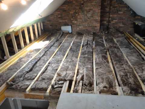 Edinburgh & Fife attic / loft conversions. Clermiston project