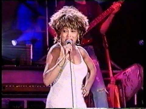 Tina Turner - What's love Live - San Bernadino - 15 Sept. 1993