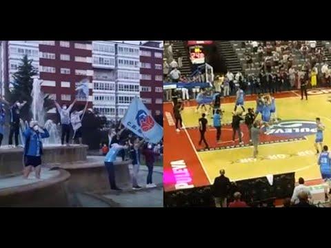 La euforia se desata en Lugo y Granada con el ascenso del Breogán