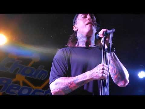 It's Over When It's Over (Acoustic) - Falling In Reverse @ Chain Reaction 11-1-13