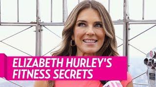Elizabeth Hurley Fitness Secrets