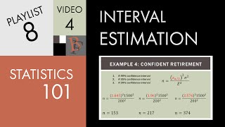 Statistics 101: Estimating Sample Size Requirements