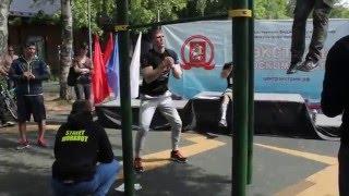 Открытые Московские соревнования по WORKOUT 1 СЕТ / Open Moscow Championship of Workout 1 SET