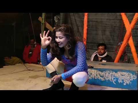 Hoth Lali Se Roti Bor Ke  Bhojpuri Dj     Hot Stage Show    Hungama    Hot  Open Stage Show