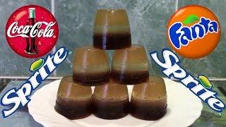 Что будет, если скрестить Coca-Cola, Sprite, Fanta