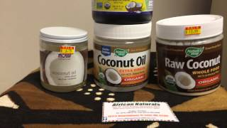The Truth About RAW Unrefined Extra Virgin Coconut Oil BENEFITS: Weight Loss, Skin, Hair & Foods