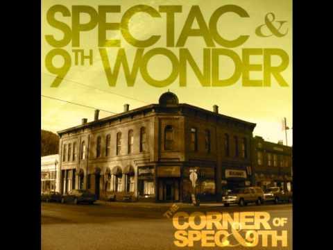 Spectac & 9th Wonder - CORNER OF SPECTAC & 9TH (Full Album) (HQ)