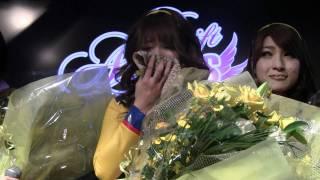 2011ドリフトエンジェルスのキャプテン ちさっきー(高橋千咲姫)、副キ...