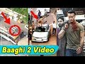 Tiger Shroff's Stunt Training Video For Baaghi 2 Movie LEAKED