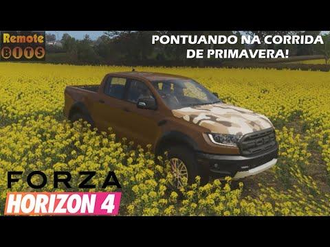 Forza Horizon 4 - Pontuando na corrida de Primavera!