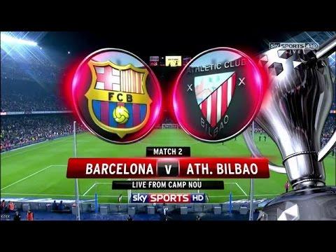 Watch Athletic Bilbao vs Barcelona live stream free