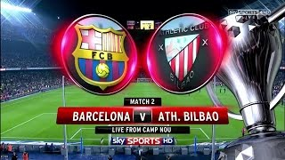 Watch athletic bilbao vs barcelona live stream free