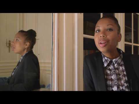 Interview de Marie NDIAYE pour son nouveau roman La Cheffe