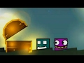 CUBES STORY IS BACK :0 IN 2.1   Geometry Dash Animation Level : The Adventure Story - Vrymer
