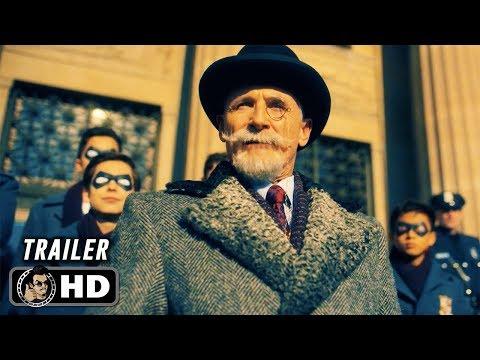 THE UMBRELLA ACADEMY Official Trailer (HD) Ellen Page Netflix Superhero Series Mp3