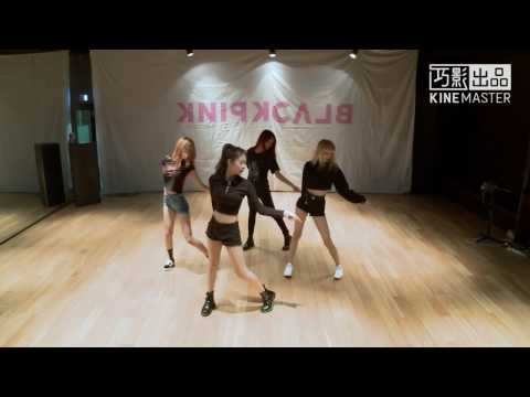 BLACKPINK - 불장난 PLAY WITH FIRE dance mirror slow