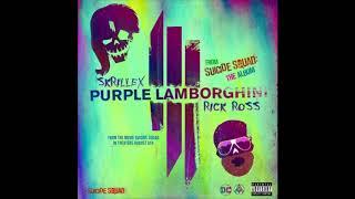 Skrillex & Rick Ross - Purple Lamborghini (Virtual Riot Edit) (Clean Edit)