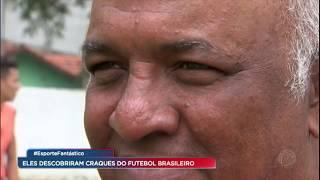 Olheiros caminham pelo Brasil em busca de novos craques