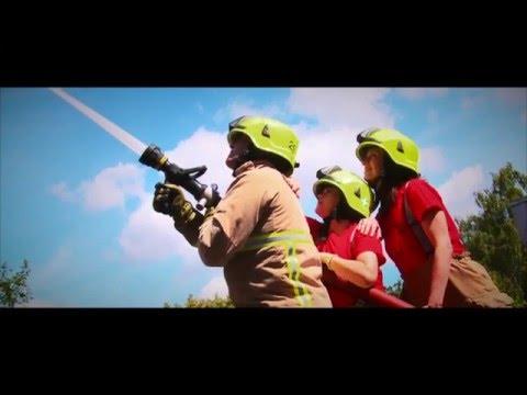 Singing Hands: Five Little Firemen  Nursery Rhyme  Makaton Sign Language
