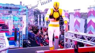 Ninja warrior, bientôt le retour. mais qui est donc le ninja jaune ?