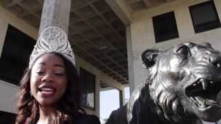 Ebony Magazine HBCU Queen - Miss Texas Southern Un
