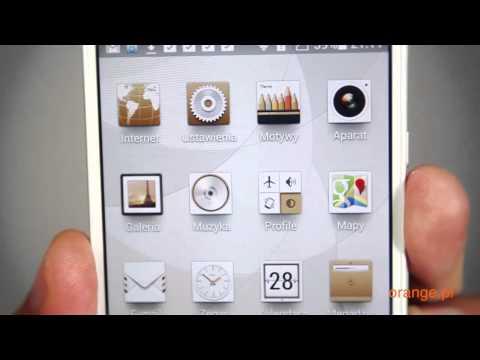 Krzysztof Gonciarz testuje - Huawei Ascend P6