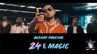 Akshay Panchal (13.13 Crew)   24K Magic - Bruno Mars