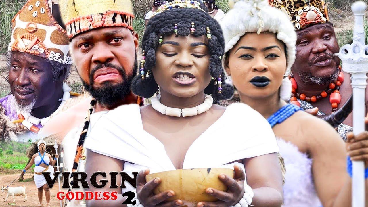 Download Virgin Goddess Part 2 'New Movie' - 2019 Latest Nigerian Nollywood Movie