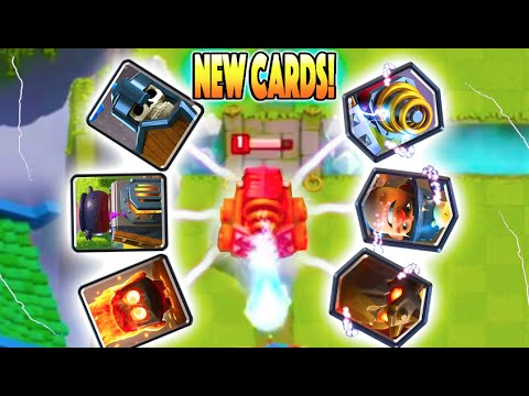 ... COMING! - Clash Royale - NEW UPDATE Cards + Legendaries Coming soon