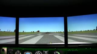 BFC REDBIRD FMX Flight Simulator