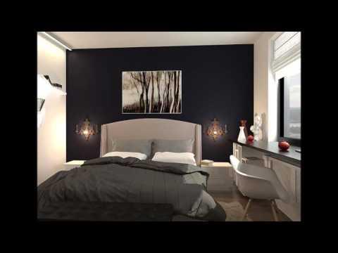 Проект 2-х комнатной квартиры 48 кв. м.