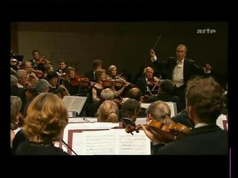 A. Bruckner Symphony No. 7 Lucerne Festival Orchestra