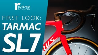 First Look: The NEW Specialized Tarmac SL7 | Rutland Cycling