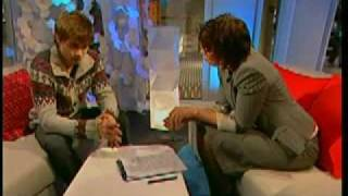 Alexander Rybak - Tallinn - The most saddest interview  Александр Рыбак